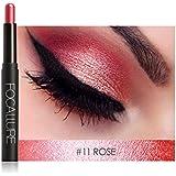 アイシャドウペン、12色アイシャドウペン横たわっているカイコアイライナースティック化粧品化粧品(#11)