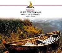 Bach, J.S.: Parititas for Solo Violin