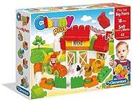 Clemmy Plus Farm 42Pc [並行輸入品]