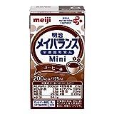明治メイバランス Mini(ミニ)コーヒー味125ml 24個セット