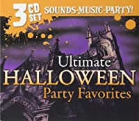 Ultimate Halloween Party Music/Various
