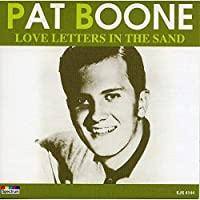 CD PAT BOONE(パット・ブーン) LOVE LETTERS IN THE SAND EJS-4144 【人気 おすすめ 通販パーク】