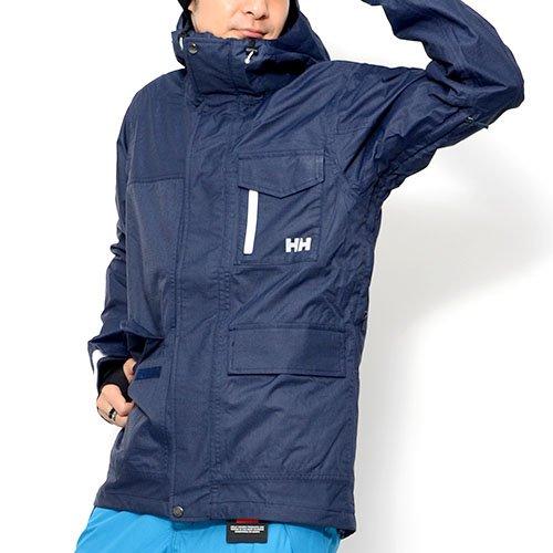 HELLY HANSEN (ヘリーハンセン) スノーボードウェア ジャケット FINSE JACKET スノボ スノーボード メンズ Mサイズ HB finsejacket-M-HSE11561-HB