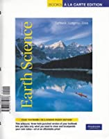 Earth Science, Books a la Carte Edition