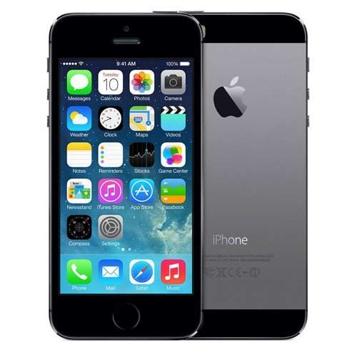 Apple iPhone 5S A1453 64GB GSM Factory Unlocked Space Gray Grade A Refurbished [並行輸入品]