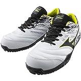 [ミズノ] 安全靴 TD11L F1GA1900 01:ホワイト×ブラック 25.5cm