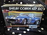 おもちゃ #2764 Monogram Shelby Cobra 427 S/C 1/24 Scale Plastic Model モデル Kit Needs Assembly [並行輸入品]
