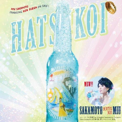 HATSUKOI(初回限定盤)(DVD付)の詳細を見る