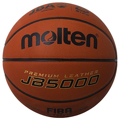 モルテンバスケットボール5000 国際公認球 6号球 1球 MT B6C5000 モルテン