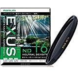 MARUMI NDフィルター EXUS ND16 82mm 光量調節用 142144