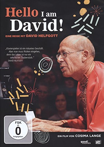 Hello I Am David [DVD]