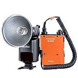 GODOX ストロボ WITSTRO AD360 GN80 + PB960 リチウムイオン電池キット