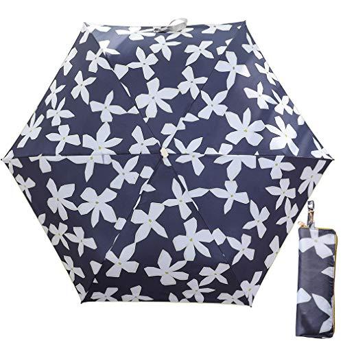 DEEKA 折りたたみ傘 日傘 晴雨兼用 コンパクト 収納ポ...