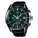 SBGC017 GS GRAND SEIKO グランドセイコー腕時計 限定 600本 Newデザインコレクション スプリングドライブ クロノグラフGMT限定モデルバーゼル Black Ceramics Limited Collection