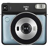 Fujifilm Instax Square SQ6 - Instant Film Camera - Aqua Blue