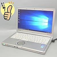 ★迎春セール★ ★即使用可能!中古ノートパソコン★ ★Windows 10 Pro 64bit搭載★ パナソニック Panasonic Let's note(レッツノート) CF-SX2/CF-SX2ADHCS/第3世代Core i5 3340M 2.70Ghz/メモリー 4GB/HDD 250GB/12.1インチワイド液晶(1600x900)/DVDスーパーマルチレコーダー搭載/無線LAN(Wi-Fi)内蔵/Microsoft Office 2010搭載