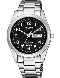[シチズン]CITIZEN 腕時計 REGUNO レグノ ソーラーテック スタンダード チタニウムモデル KM1-415-53 メンズ