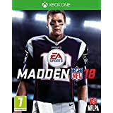 Madden NFL 18 (Xbox One) (輸入版)