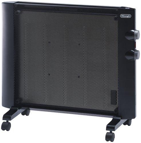 RoomClip商品情報 - デロンギ マイカパネルヒーター 2~6畳 ブラック HMP900J-B