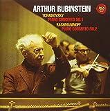 チャイコフスキー:ピアノ協奏曲第1番 - ルービンシュタイン(アルトゥール)