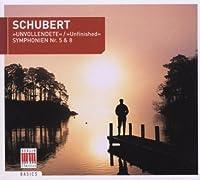 Schubert - Symphonies Nos 5 & 8 (2007-10-23)