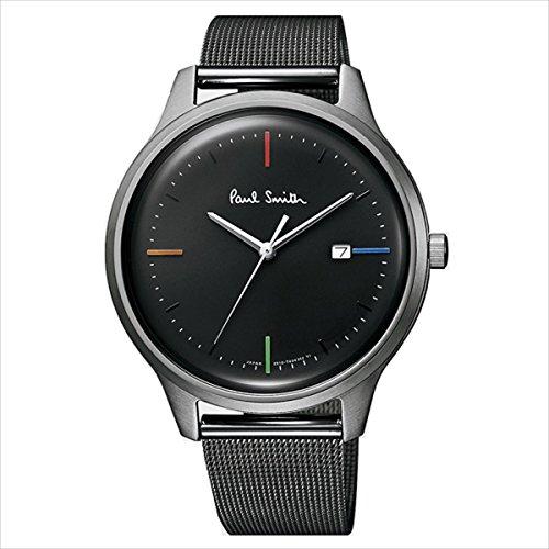 ポールスミス The City Pair 限定 メンズ ウォッチ 腕時計 時計 ブラック