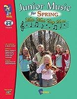On The Mark Press OTM505 Junior Music for Spring Gr. 4-6