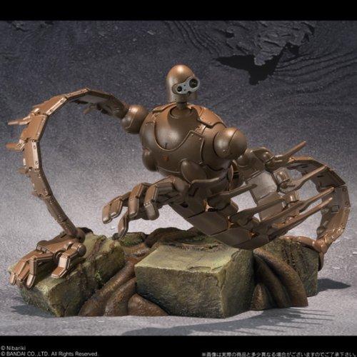 「想造ガレリア」 天空の城ラピュタ ロボット兵 高さ約8.5cm フィギュア...