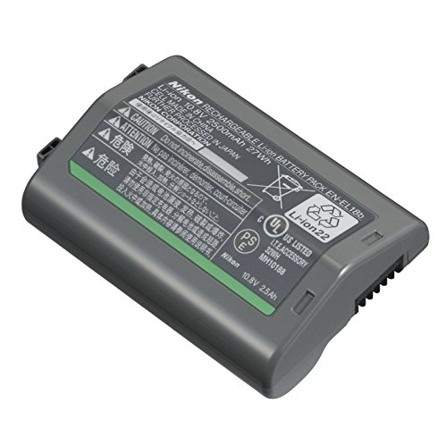 Nikon Li-ion リチャージャブルバッテリー EN-EL18bの詳細を見る