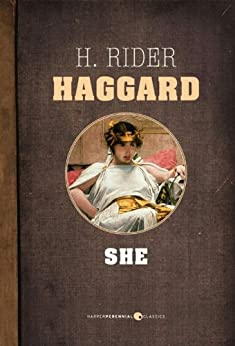 She by [Haggard, Henry Rider]