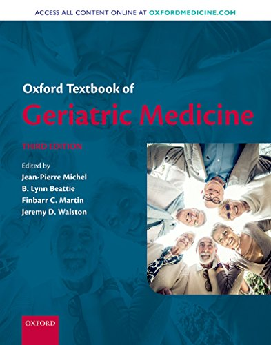 Oxford Textbook of Geriatric Medicine (English Edition)