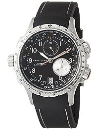 [ハミルトン]HAMILTON 腕時計 KHAKI AVIATION ETO H77612333 メンズ [正規輸入品]