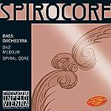 SPIROCORE スピロコア コントラバス弦セット 3/4 MEDIUM