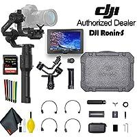 DJI Ronin-S エッセンシャルキット 3軸ジンバルスタビライザー ミラーレスおよびデジタル一眼レフカメラ用