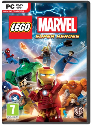 LEGO Marvel Super Heroes (PC D...