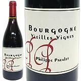 フィリップ・パカレ ブルゴーニュ・ヴィエイユ・ヴィーニュ [2014][正規品][750ml] 赤ワイン/辛口/自然派ビオディナミ