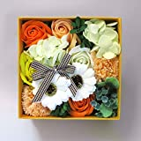 Q-FLA 『バスフレグランス BOXアレンジ』 (イエロー) 75845