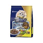 銀のスプーン 海のグルメ まぐろ・かつお・ささみ・野菜味 1.4kg