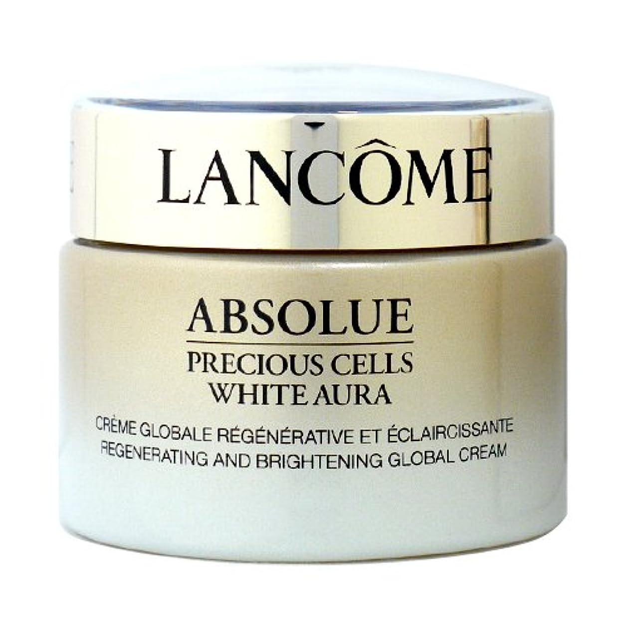 素朴な敵縞模様のランコム アプソリュ プレシャスセル ホワイトオーラ クリーム 50mL 【並行輸入品】