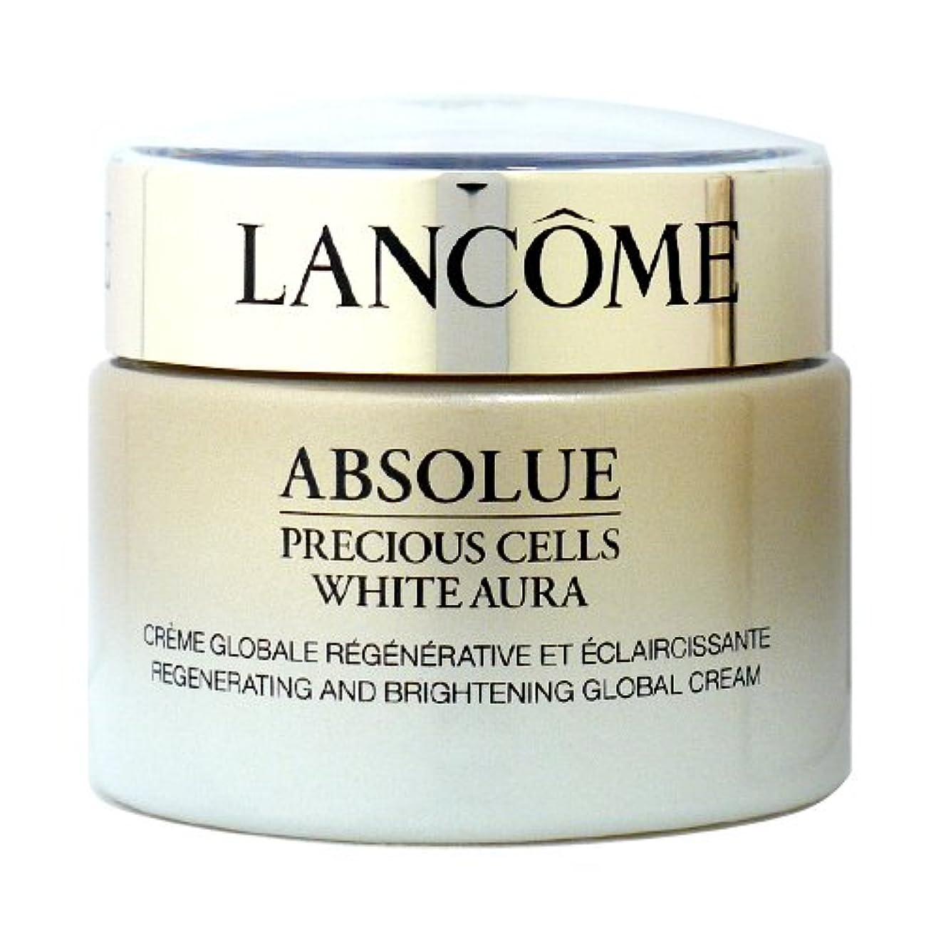 潤滑する姿を消す長さランコム アプソリュ プレシャスセル ホワイトオーラ クリーム N 50ml