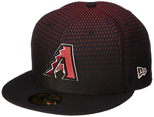 (ニューエラ)NEW ERA ベースボールウェア MLB ACPERF アリゾナ・ダイヤモンドバックス ゲームキャップ 17J 11449397 [ユニセックス] 11449397  チームカラー 7.5/8