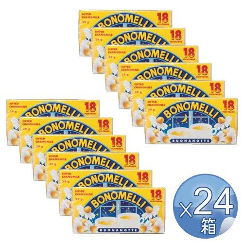 BONOMELLI カモミッラ茶 18包 24箱セット