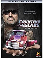 Counting Cars: Season Two - 1/ [DVD] [Import]