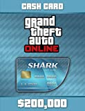 Grand Theft Auto Online: Tiger Shark Cash Card (GTAマネー $200,000) 【Windows版】 [オンラインコード]
