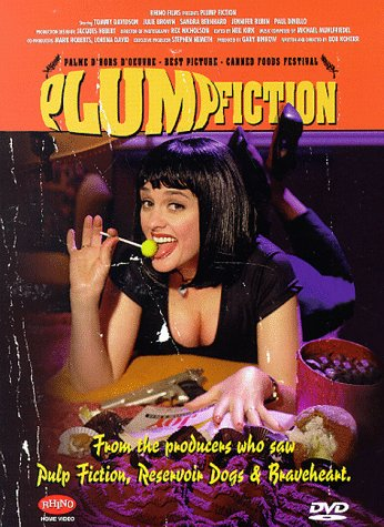 Plump Fiction [VHS] [Import]