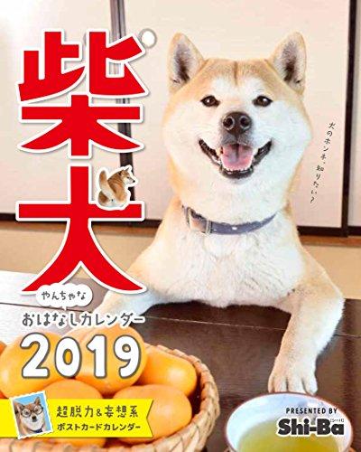 2019カレンダー 柴犬やんちゃな おはなしカレンダー ([カレンダー])