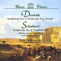 Symphony No 9/Symphony No 8/Po/Carlo Maria Giulini/Wiener P. by Dvorak/Schubert (1996-02-14)
