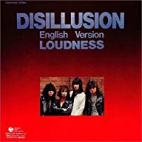 DISILLUSION ENGLISH VERSION(紙ジャケット仕様)