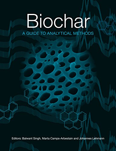 Download Biochar: A Guide to Analytical Methods (English Edition) B06XRRS8G5