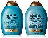 OGX Renewing Argan Oil of Morocco Shampoo & Conditioner (13 fl. Oz.) [並行輸入品]